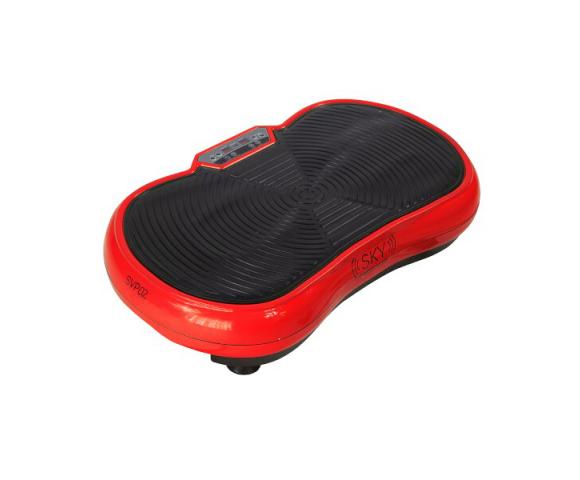 Vibrační plošina SKY SVP02 červená