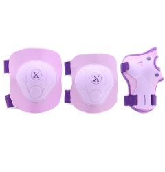 Souprava chráníčů NILS Extreme H704 fialová