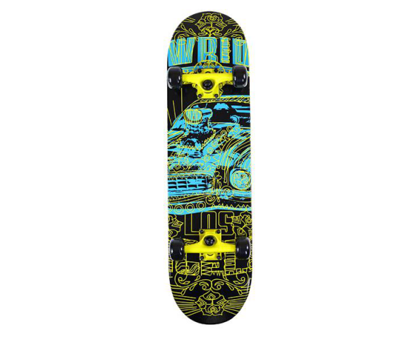 Skateboard NILS Extreme CR3108 SA Night