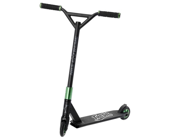 Freestyle koloběžka NILS Extreme HS115 zelená