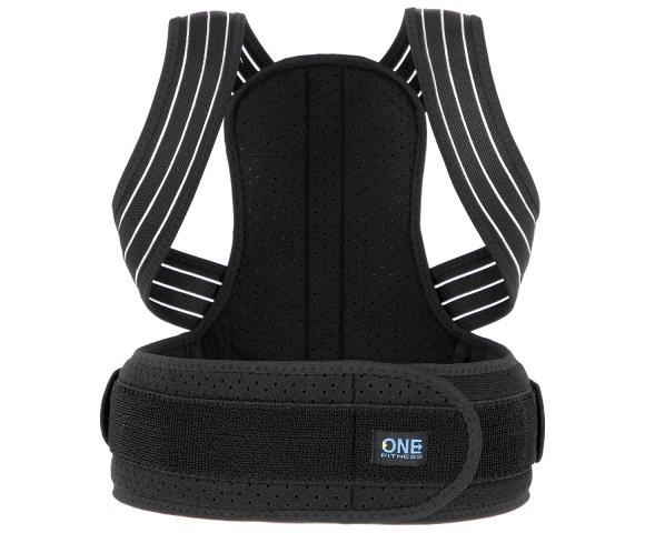Korektor pro správné držení těla ONE Fitness KP207, velikost M