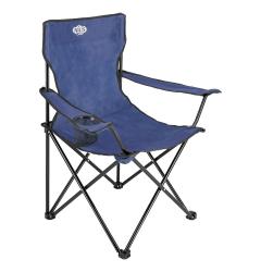 Skládací židle NILS Camp NC3044, modrá