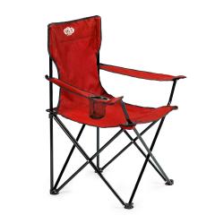 Skládací židle NILS Camp NC3044, červená