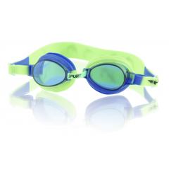 Plavecké brýle SPURT 1122 AF 02 modro-zelené