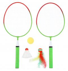 Juniorský badmintonový set NILS NRZ051