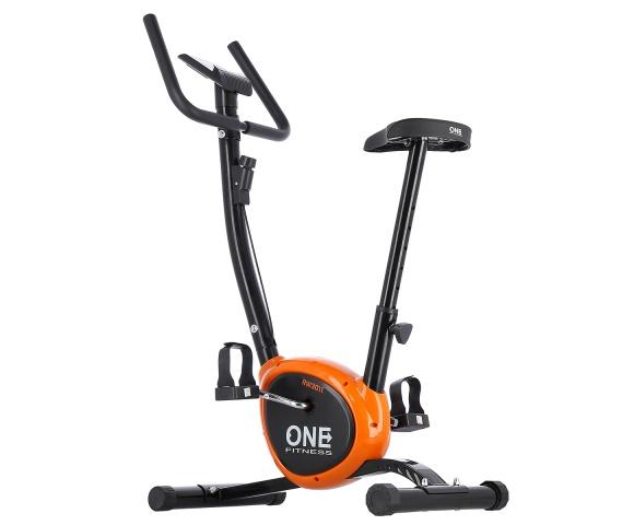 Mechanický rotoped ONE Fitness RW3011 černo-oranžový