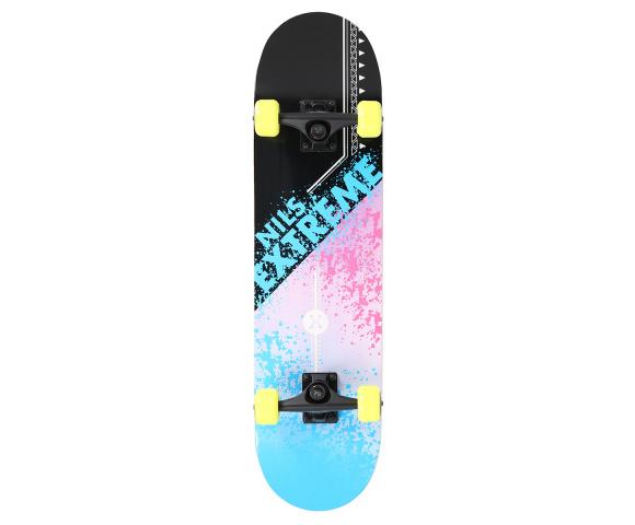 Skateboard NILS Extreme CR3108SA Stain
