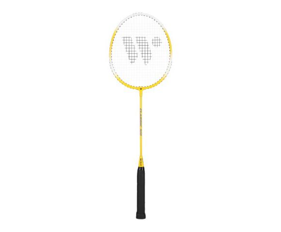 Badmintonová raketa WISH Alumtec 215 žlutá