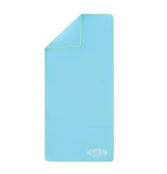 Ručník z mikrovlákna NILS Camp NCR11 modro/zelený