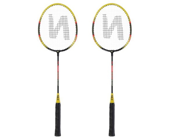 Badmintonový set NILS NR104