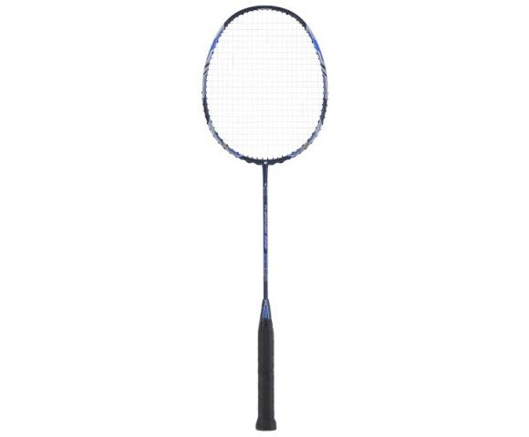 Badmintonová raketa WISH Ti Smash 999, modrá