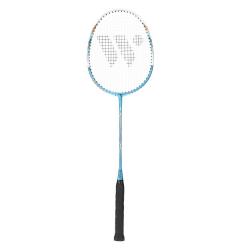 Badmintonová raketa WISH Fusiontec 2000 modro-bílá