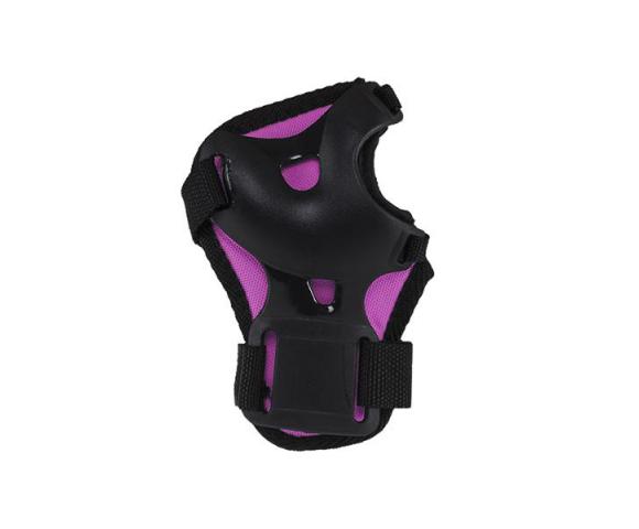 Chrániče zápěstí NILS Extreme H110W růžové