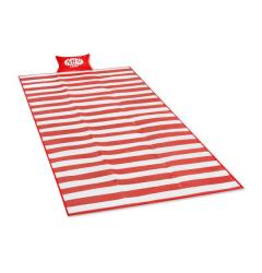 Plážová deka NILS CAMP NC1300 červená