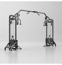 Brána s hrazdou a kladkami UpForm UF-T009