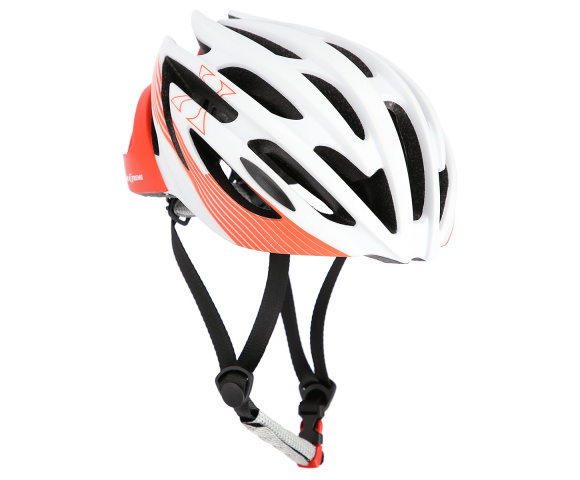 Helma NILS Extreme MTW24 bílá/červená