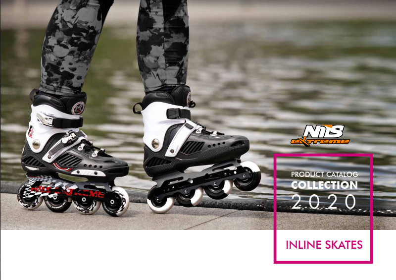 NILS Extreme - In-Line Skates